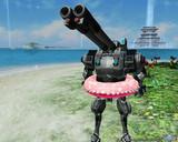 【PSO2】連装砲ちゃん作ってみた【祝エステ機能拡張】