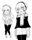 冬服ゆかり