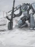 寒冷地ロボ