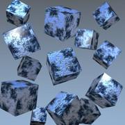 宝石キューブ45