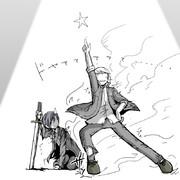 【P4D】大いなる封印(パトス)