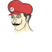 マリオ(途中で飽きたw)
