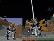【Minecraft】ダブルエックスっぽいもの 【JointBlock】
