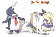 恵方擬獣艦2016
