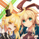 アリス×ウサギ