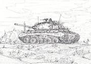 M24 Chaffee 軽戦車