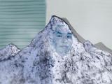山と化した先輩.Bob Ross