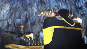 【MMD】魔王のチェス対決【ダイの大冒険・オーバーロード】