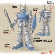 RX-78F「ガンダムキリマス」