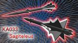 【矢】KA033 Sagiteleus / サジテレウス【MMD武器】