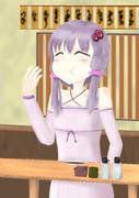 結月ゆかりはSUSHI食べたい