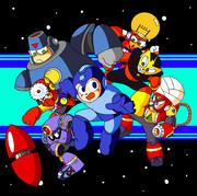 集え6体の強敵ロボット!