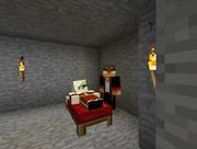 【Minecraft】大倶利伽羅と山姥切国広