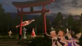 東の国の由々しき神社