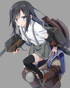 これが、朝潮型駆逐艦の力なんです!