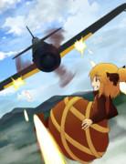 魔法の森航空戦