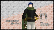 【MMDオリキャラ】メイプルソルト式改変ブライアン_Ver0.43mb【配布あり】
