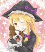 RI姉貴と犬