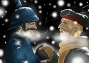 クリスマス休戦 <戦争で起きた1つの奇跡と1つの魔法>