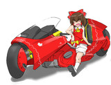 KNNのバイク
