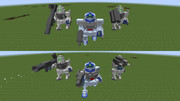 【minecraft】スレーブモードの実験にスレイヴ・レイス+αを作った【jointblock】
