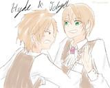 ジキルとハイド。