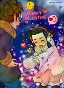 ニクひかバレンタイン