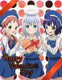 チマメ隊 Happy Valentine's Day