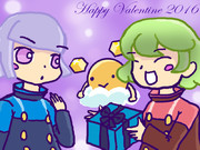 Happy Valentine 2016   By:J&L&O