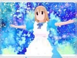 【MMDモデル配布あ】【魔法少女なんてもういいですから】叶波柚香1.0_椛暗式