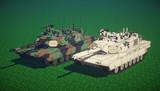 【MCヘリ】M1A2 SEP V2 Abrams