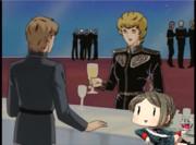 銀英伝へ自然にワイン妖精を紛れ込ませるテスト