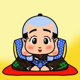 【フリーアイコン】福助1