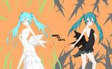 天使と小悪魔