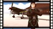【陸!海!空!MMD】四式戦と空中勤務者
