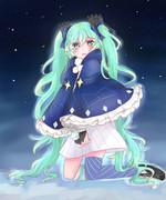night of winter Miku