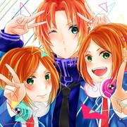 【 あんスタ 】168cmのオレンジ組 【 レオ + 2wink 】