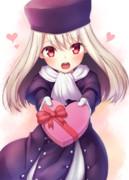 バレンタインイリヤ