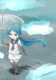 初夏の五月雨