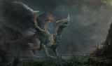 普通のドラゴン