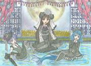 """今宵の御伽の""""ひめ""""事~Gothic Princess"""