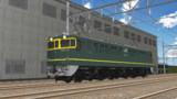 【MMD鉄道】EF65PFトワイライト塗装【モデル配付】