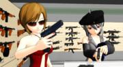 【MMD SHOT-SHOW 2016】 Glock17 Ver.2 展示【モデル配布】