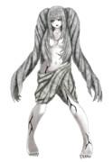 【ウルトラマン】ジャミラ【擬人化】