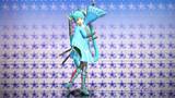 【MMD】サムライ少女ミク【モデル配布】