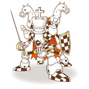 チェス・キラーナイト