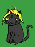 描マコト猫いてみた