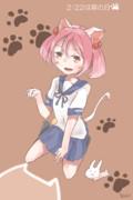 猫の日漣ちゃん
