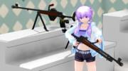 MMD SHOT-SHOW 2016~モデル配布その1~