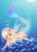 人魚姫ろーちゃん